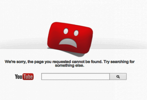 "YouTube terminated its own channel ""Citizentube"" for severe violations"
