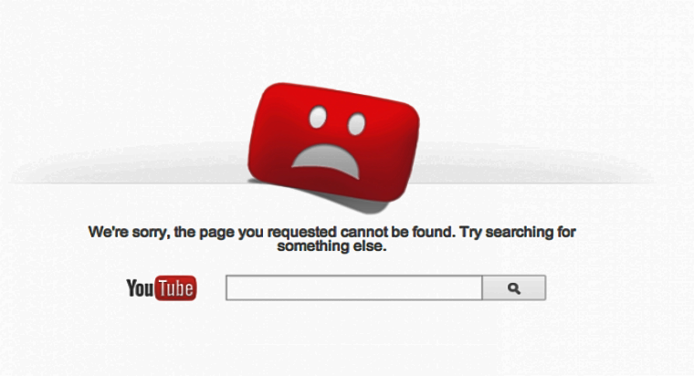 "YouTube terminated its own channel ""Citizentube"" for multiple or severe violations"