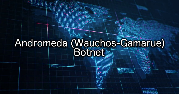 Authorities dismantle Andromeda Botnet that infected millions of devices