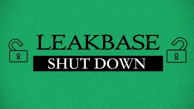 """Data Breach Index Website """"Leakbase"""" Shut Down"""