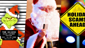 Holiday and Christmas scams to look out for
