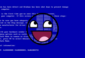 Malware display fake BSOD to sell phony Windows anti-virus for $25