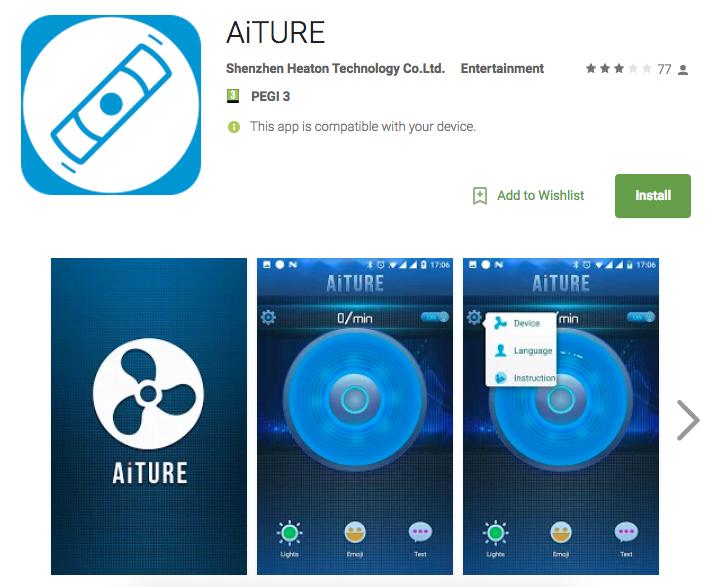 This Fidget spinner app is sending user data to Chinese server