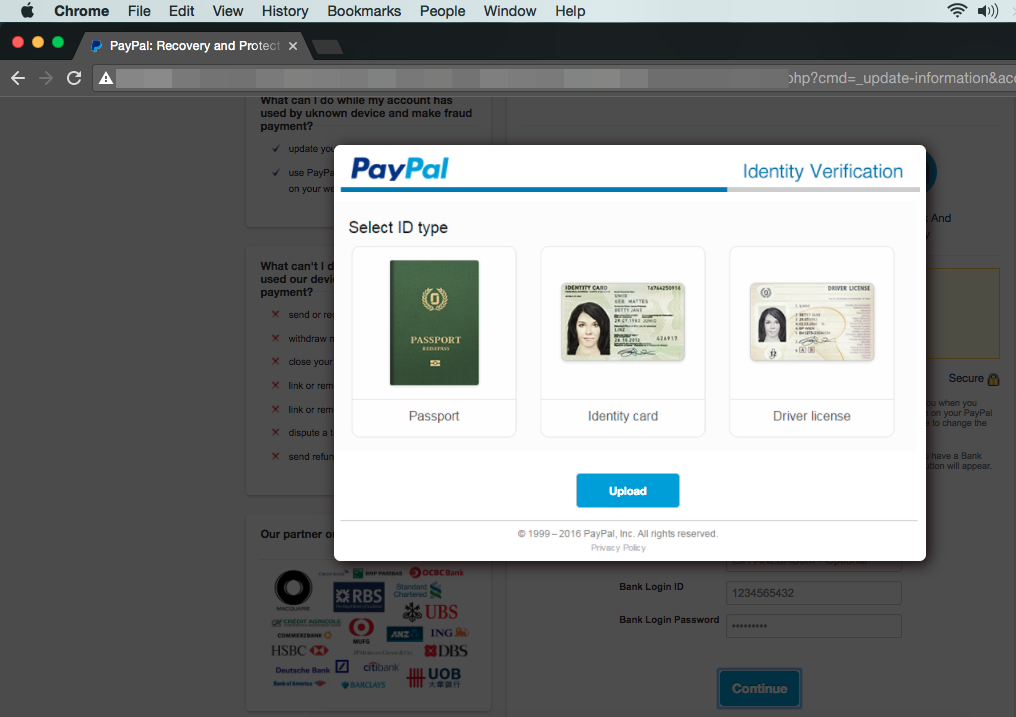 A Tricky PayPal Phishing Scam that Comes from Official PayPal Email
