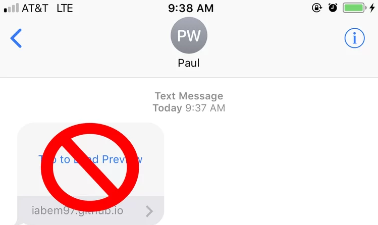 "An iMessage ""Text Bomb"" chaiOS Can Freeze & Crash Your iPhone"