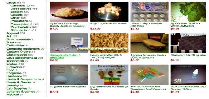 6 years jail time for'one of the largest' dark web drug dealer