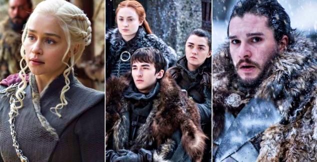 Reddit user leaks alleged Game of Thrones Season 8 script pages
