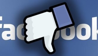 You are not alone Facebook is down