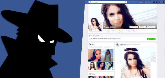 Hackers spread Android spyware through Facebook using Fake profiles