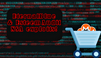 Monero mining malware infects 500K PCs by using 2 NSA exploits