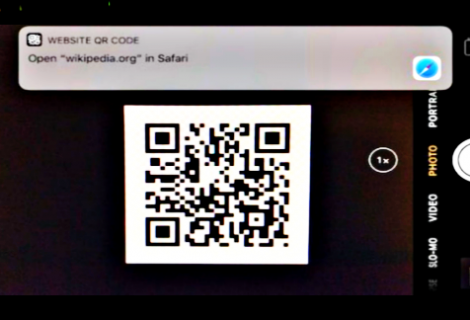 3-month old flaw in iPhone camera app takes users to phishing sites