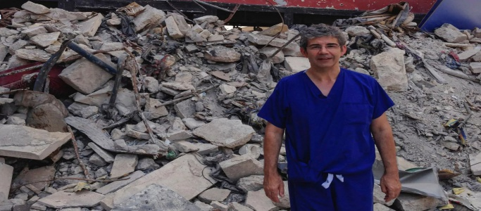 British Doctor Says His Laptop was Hacked & Led to Aleppo Hospital airstrike