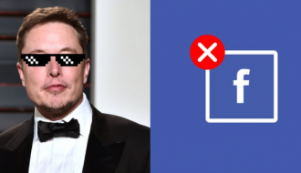 Elon Musk deletes Telsa & Space X Facebook pages