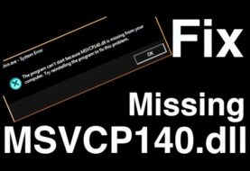 What to Do When Msvcp140.dll Goes Missing in Windows