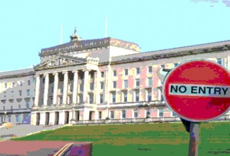 Northern Irish Parliament Hit by Brute Force Attack
