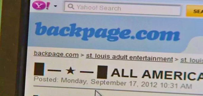 US government seizes classified advertising website Backpage