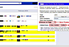 How to delete your Facebook data in bulk with this Chrome extension