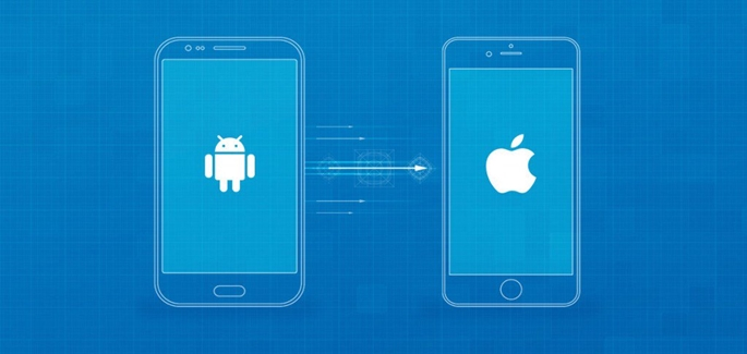 How to Transfer Data from Android to iPhone