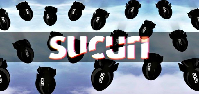 Website security firm Sucuri hit by large scale volumetric DDoS attacks