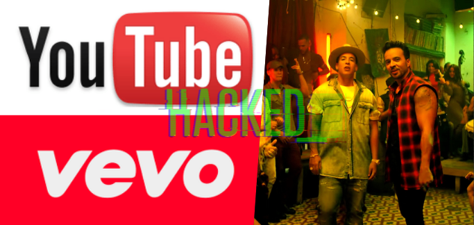 Vevo YouTube account hacked; popular celebs affected – Despacito video deleted