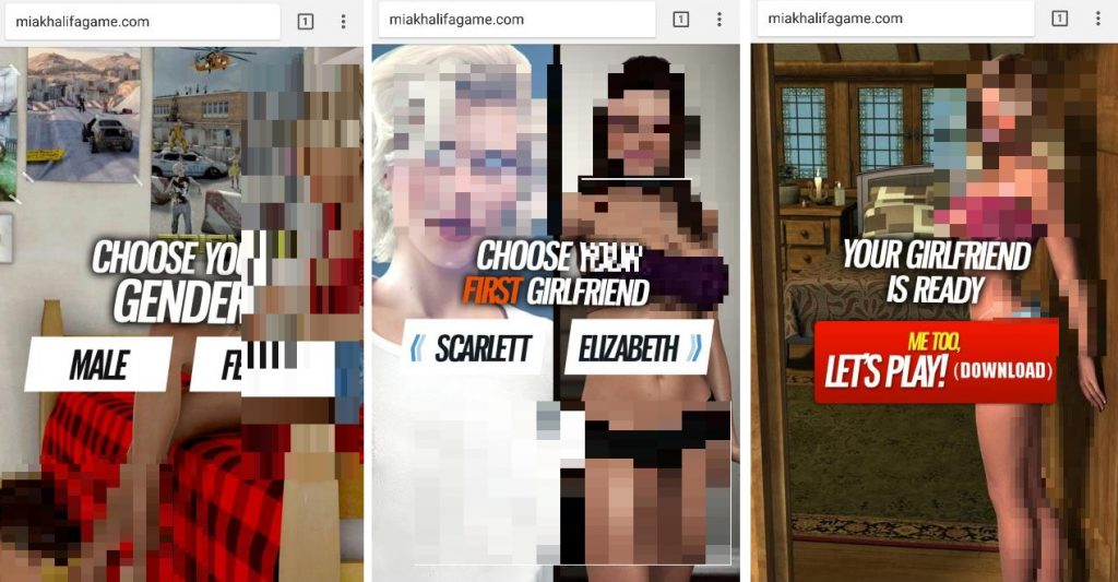 Hackers using malicious adult games to infect Android & Window users
