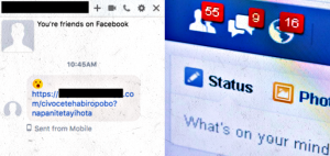 FacexWorm malware steals cryptocurrency & Facebook credentials
