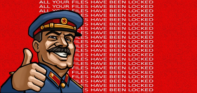 StalinLocker ransomware: Put unlock code or say goodbye to your data