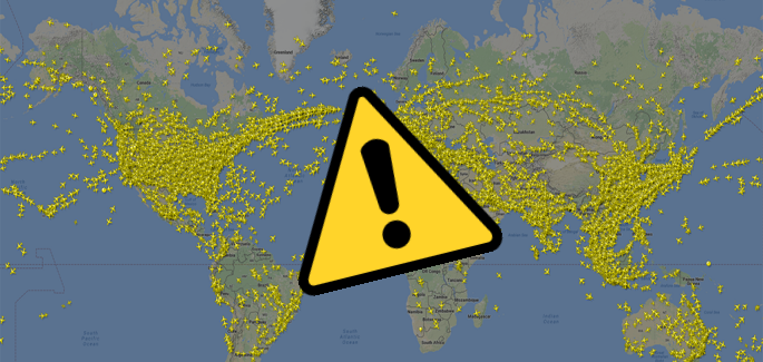 Flight tracking service Flightradar24 hacked; 230,000 accounts affected