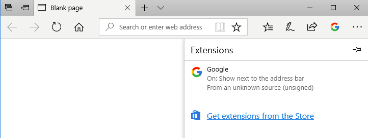 Malicious Chrome & Edge extension caught spying & dropping backdoor