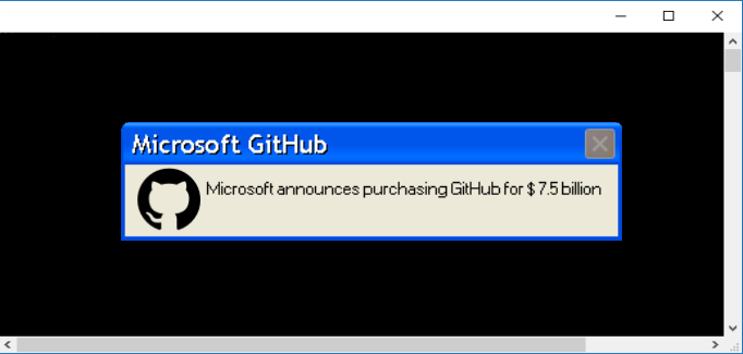Microsoft to buy GitHub for $7.5 billion