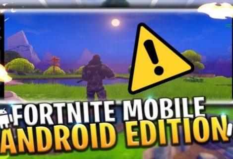 Stop downloading fake malicious Fortnite Android apps