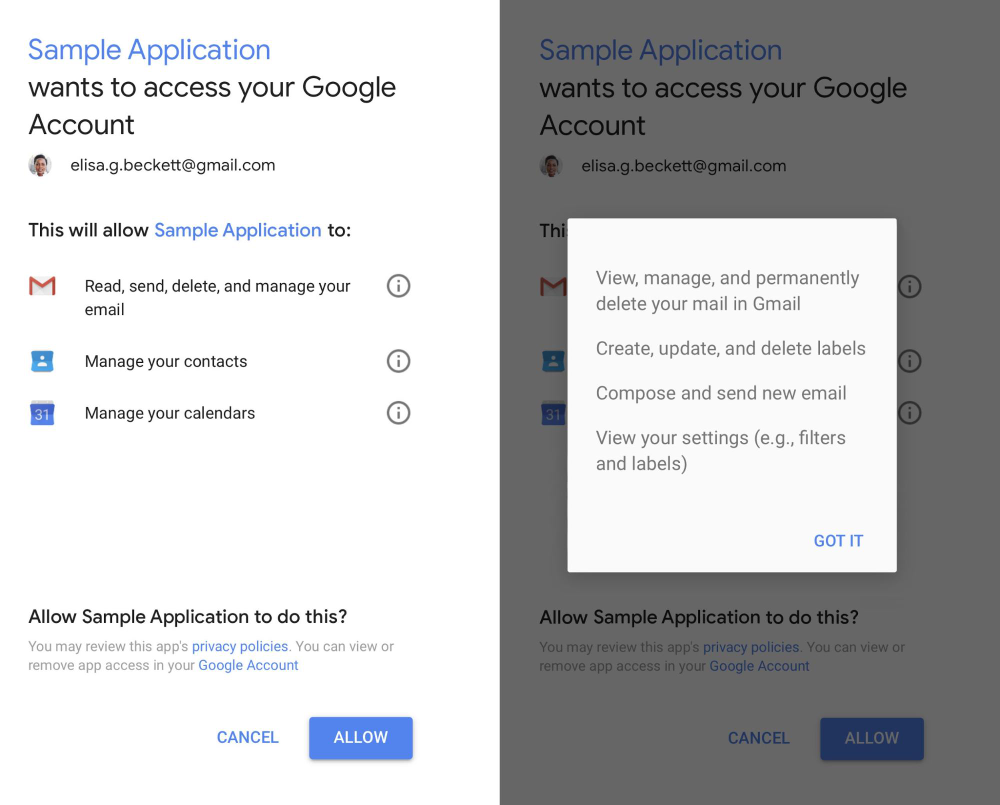Google admits third-party developers read your Gmail emails  - google admits third party developers read your gmail emails 1 - Google admits third-party app developers read your Gmail emails