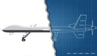 Hacker selling classified information on MQ-9 Reaper Drone on dark web