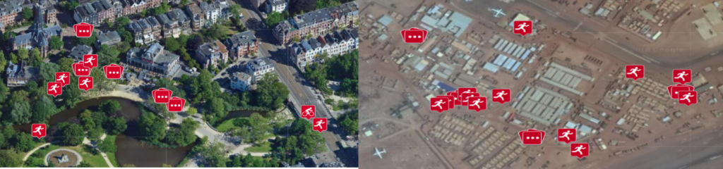 Polar fitness app exposed location data of users in military & airbases