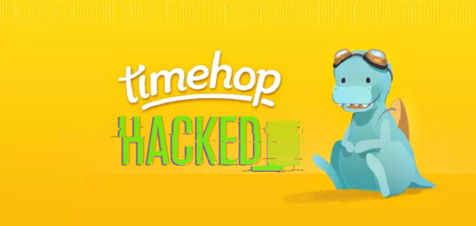 Timehop database hacked: Hackers steal data of 21 million users