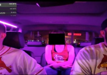 Uber driver recorded passengers & live-streamed videos on Twitch