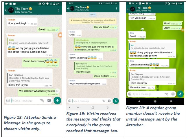 New WhatsApp flaws let attackers hack private/group chats to fake news