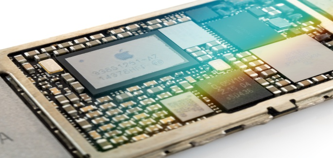 iPhone Chip Maker Firm Attacked with Computer Virus
