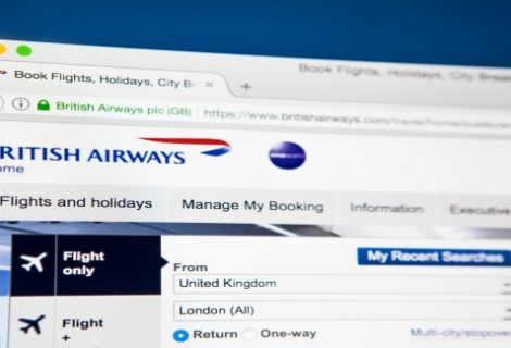 British Airways hacked- Private & financial data of 380,000 customers stolen