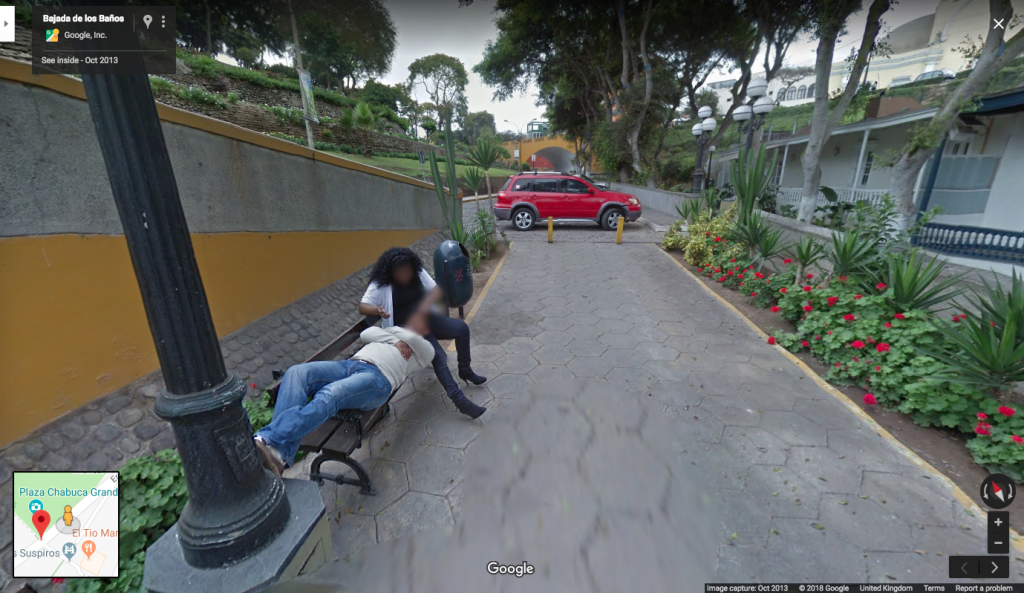 Google Maps: Hubby divorces wife after finding her on Street View with another man  - google maps google streat view wife husband diavorce 2 1024x593 - Hubby divorces wife after finding her on Street View with another man