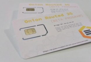 Now use Internet anonymously through Tor-enabled SIM card Onion3G