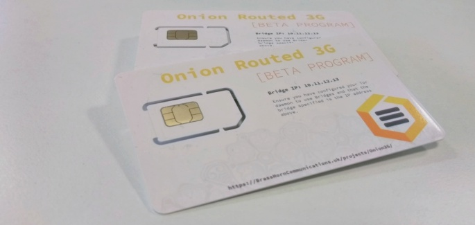 Now use Internet anonymously through Tor-enabled SIM card Onion3G  - tor enabled sim card onion3g - Now use Internet anonymously through Tor-enabled SIM card Onion3G