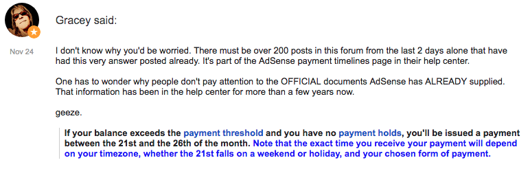 Apparent technical issue disrupts Google Adsense payouts worldwide