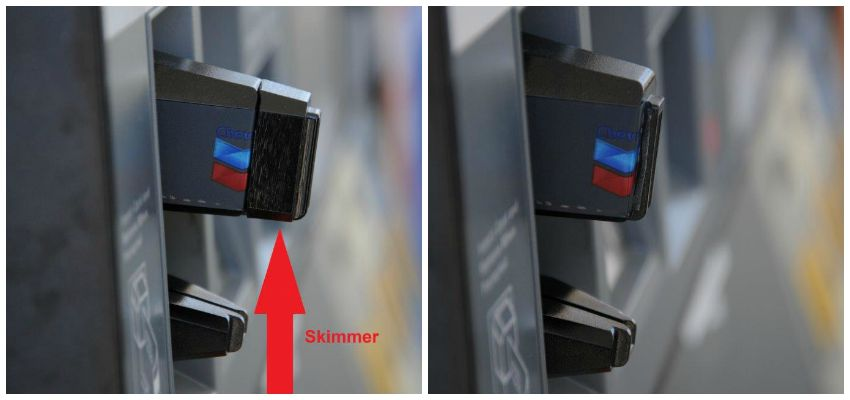 Gang jailed for installing card skimmers on gas pumps & stealing data
