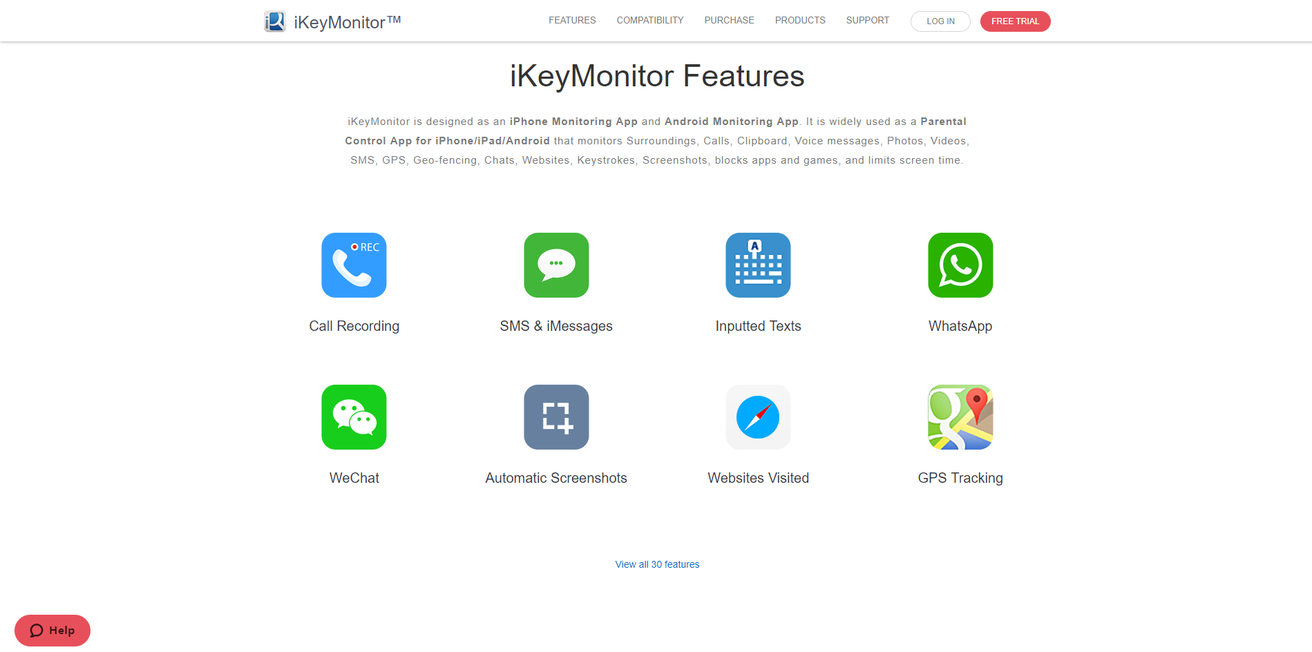 iKeyMonitor Spy App for iPhone and Android: Best Remote Monitoring Tool