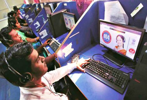 Indian police & Microsoft busts tech support scam centers