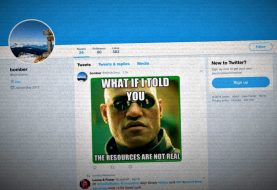Hacker found using Twitter memes to spread malware