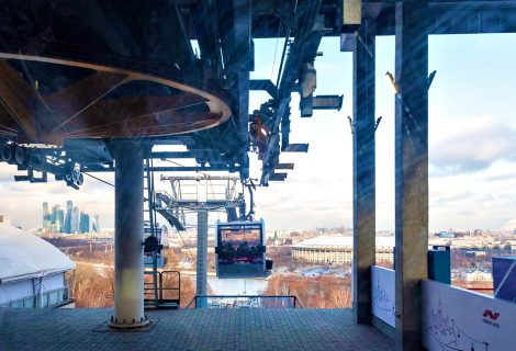 Moscow's cable car service shuts down in 2 days after ransomware attack