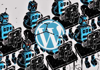 Hackers conducting botnet attacks through 20k hacked WordPress sites
