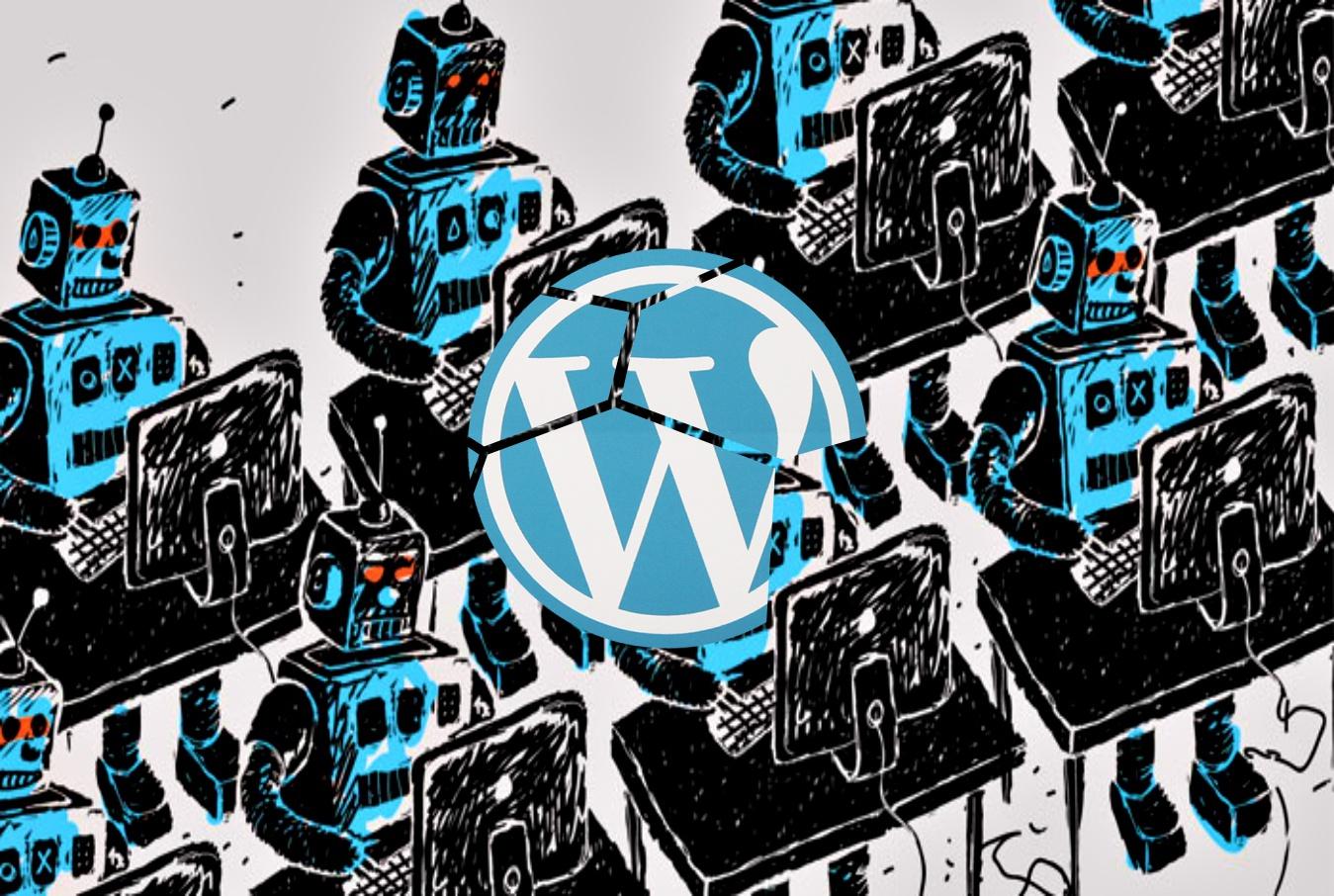 Wordpress-botnet